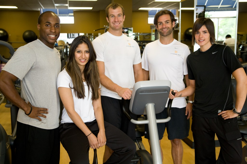 fitness 360 personal trainers